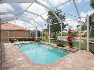 Naples Single Family Home For Sale: 14103 Mirror Ct