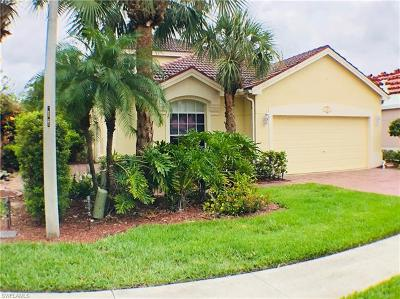 Naples Single Family Home For Sale: 352 Pindo Palm Dr