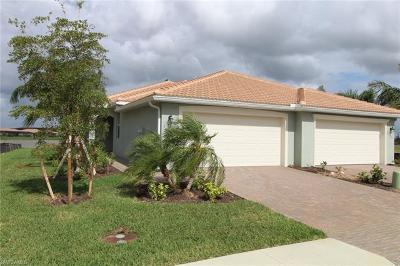 Fort Myers Single Family Home For Sale: 10319 Prato Dr
