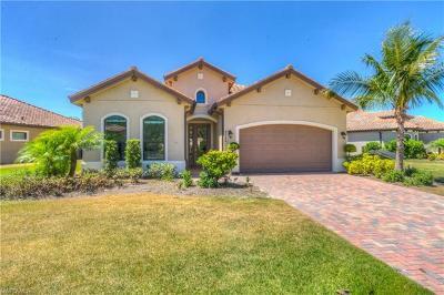 Bonita Springs Single Family Home For Sale: 9260 Isla Bella Cir