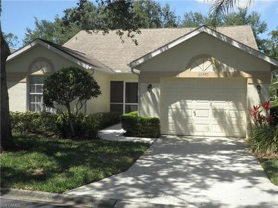 Bonita Springs Single Family Home For Sale: 25480 Fairway Dunes Ct