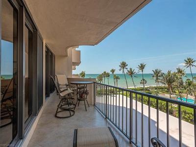 Condo/Townhouse For Sale: 4001 N Gulf Shore Blvd #302