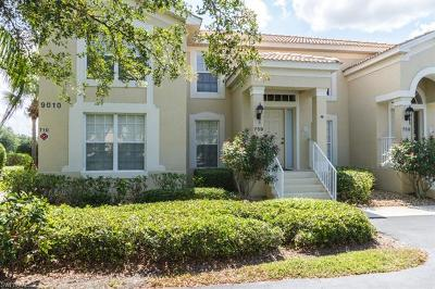 Estero Condo/Townhouse For Sale: 9010 Spring Run Blvd #709