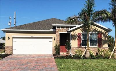 Cape Coral Single Family Home For Sale: 4348 SW 20th Pl