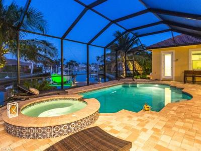 Marco Island Single Family Home For Sale: 319 Sand Hill St