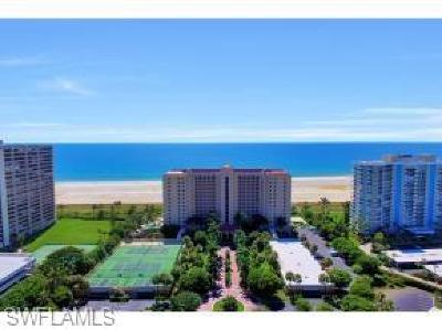 Marco Island Condo/Townhouse For Sale: 100 N Collier Blvd #808