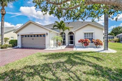 Estero Single Family Home For Sale: 22374 Fountain Lakes Blvd