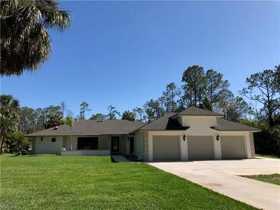 Naples Single Family Home For Sale: 4220 SW 5th Ave