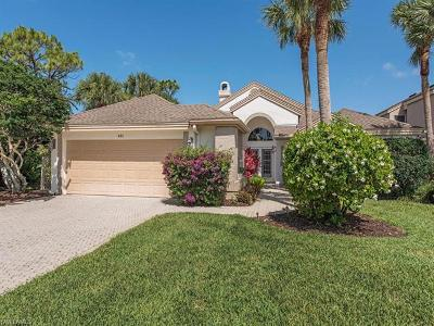 Naples Single Family Home For Sale: 401 Crestwood Ln