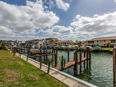 Marco Island Condo/Townhouse For Sale: 911 Panama Ct #A6