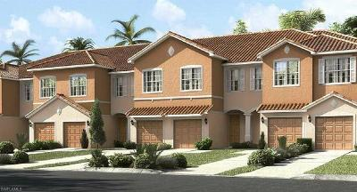 Fort Myers Condo/Townhouse For Sale: 10182 Via Colomba Cir