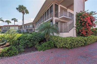 Condo/Townhouse For Sale: 2205 N Gulf Shore Blvd #E3