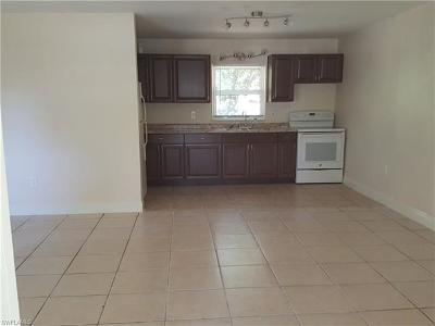 Fort Myers Multi Family Home For Sale: 1427 Markland Ave