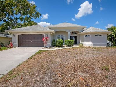 Cape Coral Single Family Home For Sale: 712 SW 9th Ave