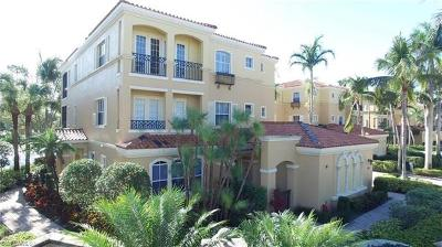 Naples Condo/Townhouse For Sale: 2626 Bolero Dr #1-3