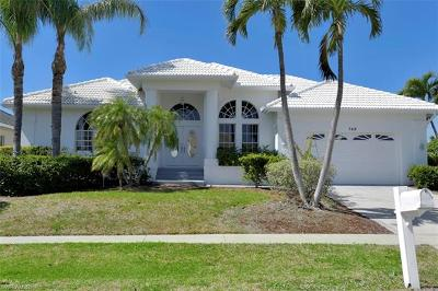 Marco Island Single Family Home For Sale: 746 Orchid Ct