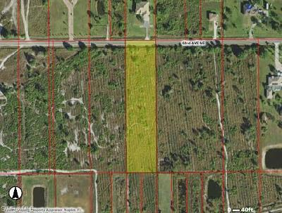 Naples Residential Lots & Land For Sale: 4044 62nd Ave