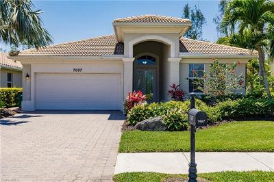 Naples Single Family Home For Sale: 7687 Martino Cir
