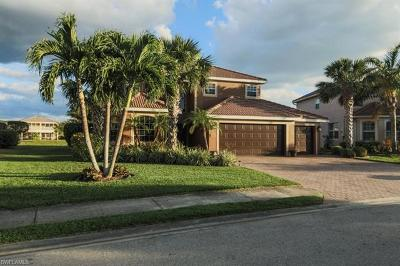 Fort Myers Single Family Home For Sale: 12567 Gemstone Ct