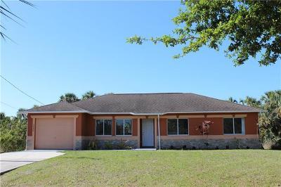 Naples Single Family Home For Sale: 3440 NE 22nd Ave
