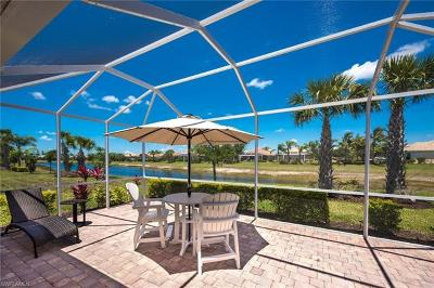 Naples Single Family Home For Sale: 8755 Querce Ct