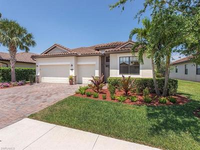 Naples Single Family Home For Sale: 3817 Ruby Way