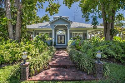 Naples Single Family Home For Sale: 1260 SW 9th St