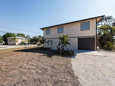 Fort Myers Single Family Home For Sale: 8159 Matanzas Rd
