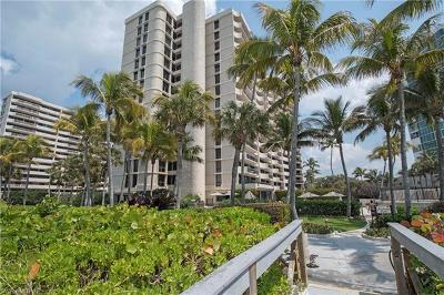 Condo/Townhouse For Sale: 4001 N Gulf Shore Blvd #304