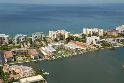 Naples Condo/Townhouse For Sale: 3000 N Gulf Shore Blvd #206