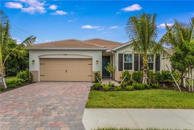 Fort Myers Single Family Home For Sale: 15201 Torino Ln