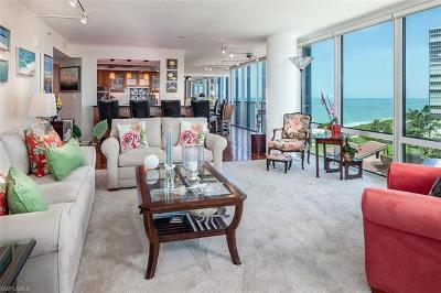 Condo/Townhouse For Sale: 4651 N Gulf Shore Blvd #707