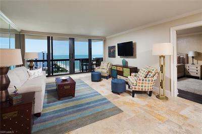 Naples Condo/Townhouse For Sale: 4001 N Gulf Shore Blvd #1405