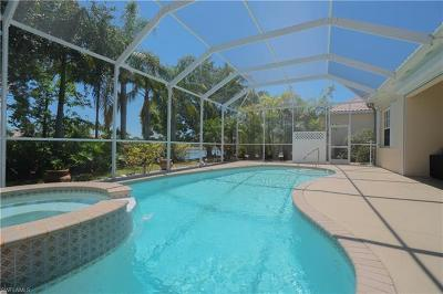 Naples Single Family Home For Sale: 2909 Hatteras Way