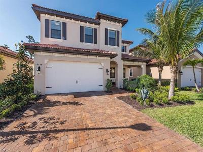 Naples Single Family Home For Sale: 14394 Tuscany Pointe Trl