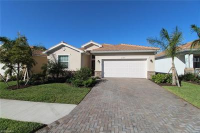 Fort Myers Single Family Home For Sale: 10244 Livorno Dr