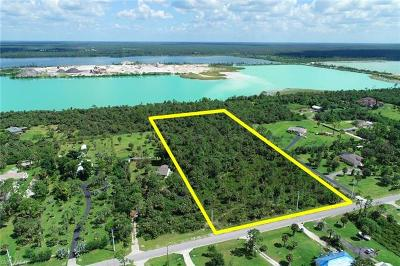 Naples Residential Lots & Land For Sale: SW 9th St