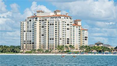 Madeira Condo/Townhouse For Sale: 350 S Collier Blvd #608