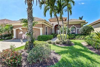 Bonita Springs Single Family Home For Sale: 14529 Carino Ter