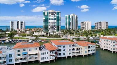 Naples Condo/Townhouse For Sale: 4000 N Gulf Shore Blvd #1100