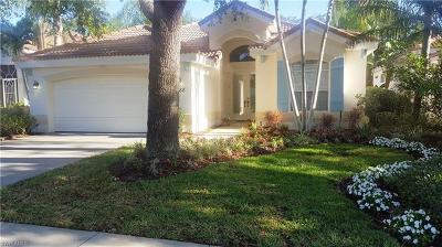 Naples Single Family Home For Sale: 3188 Sundance Cir