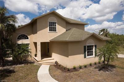 Golden Gate Estates Single Family Home For Sale: 1011 SW 13th St