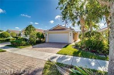 Bonita Springs Single Family Home For Sale: 15379 Queen Angel Way