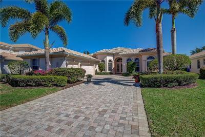 Estero Single Family Home For Sale: 8533 Sedonia Cir