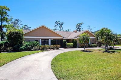Fort Myers Single Family Home For Sale: 16647 Bobcat Ct