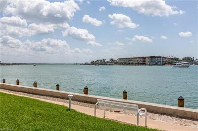 Marco Towers Condo/Townhouse For Sale: 60 W Pelican St #404