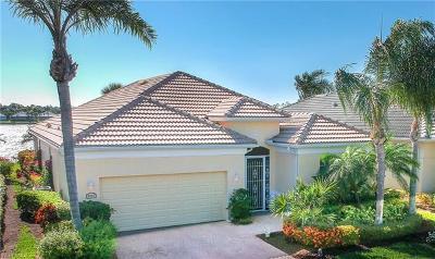 Naples Single Family Home For Sale: 3987 Jasmine Lake Cir