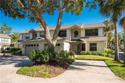 Naples Single Family Home For Sale: 810 Meadowland Dr #J