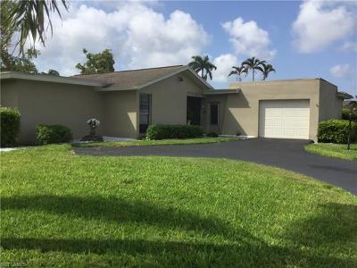 Single Family Home For Sale: 3363 Boca Ciega Dr #D-41