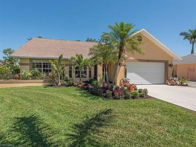 Naples Single Family Home For Sale: 35 Mentor Dr